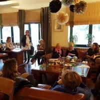 Η συνάντηση του Μαρτίου και μια συναρπαστική συζήτηση