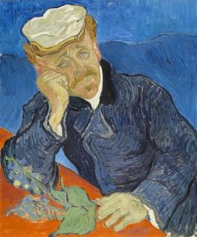 Πορτραίτο του γιατρού Γκασέ
