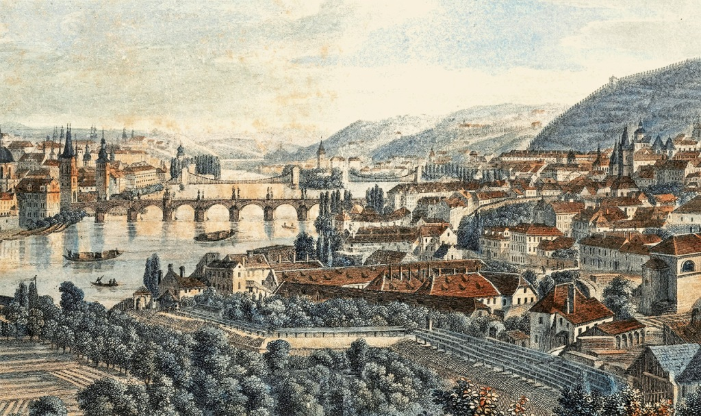 Η Γέφυρα της Πράγας