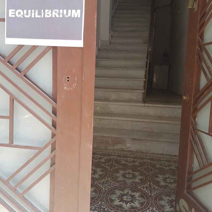 Equilibrium - 13.5.2018