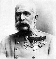 Φραγκίσκος Ιωσήφ Α΄ της Αυστρίας
