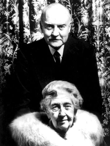 Agatha Christie και Max Mallowan